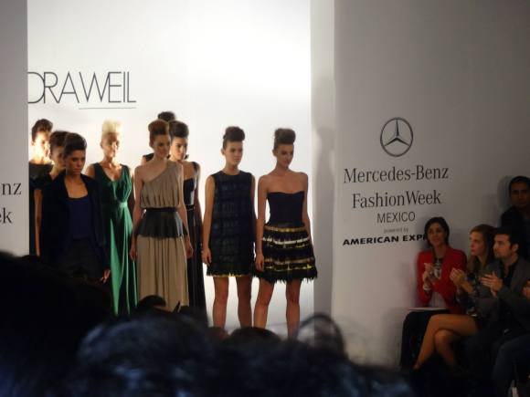 SANRA WEIL MBFW