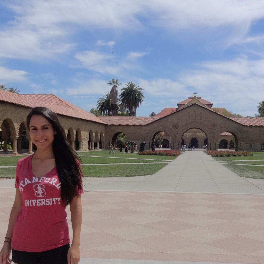 My experience studying a summer course in Stanford University