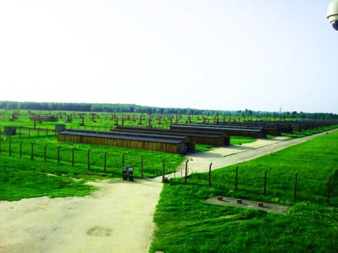 Europe - Poland - Auchwitz-Birkenau - overview