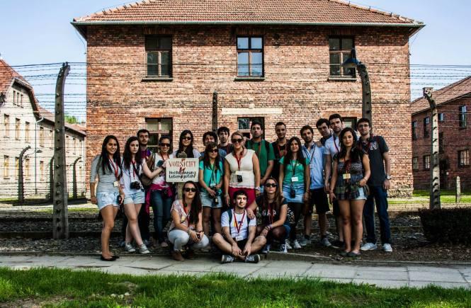 Poland Auschwitz-Birkenau