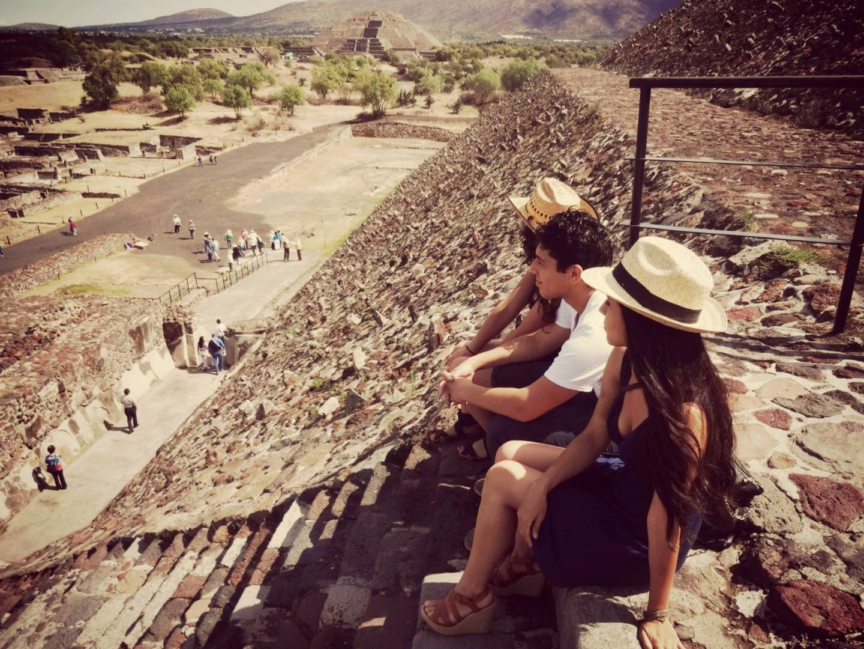 Teotihuacan Dead