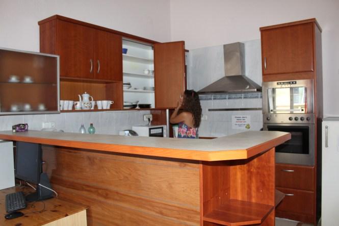Budapest Hostel - Kitchen