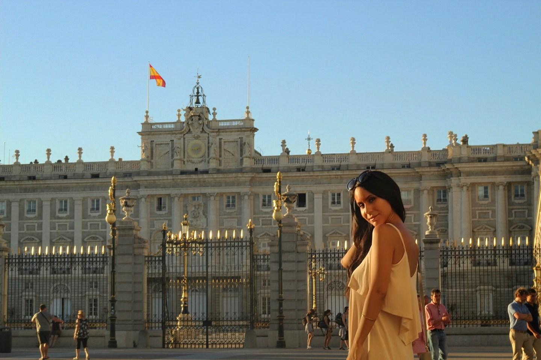 Spain Madrid Palacio Real