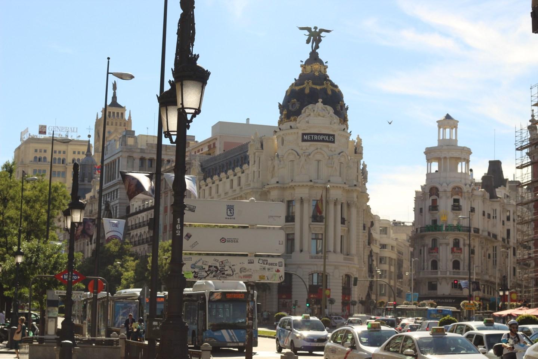 Spain - Madrid - Gran Via