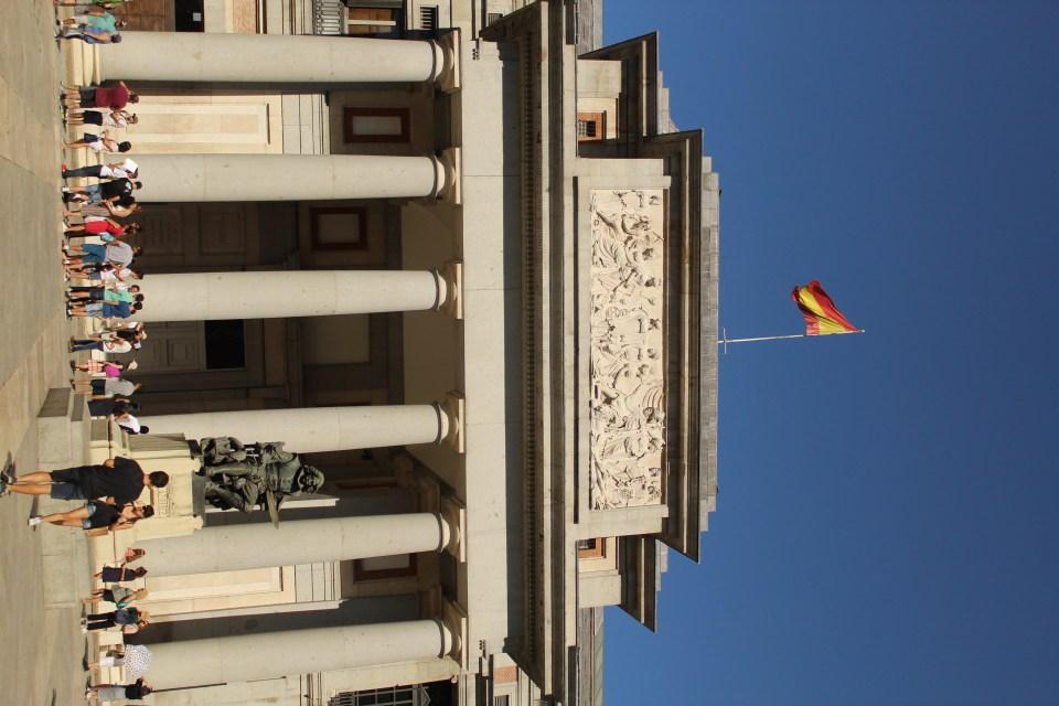 Espana - Madrid - Museo del Prado
