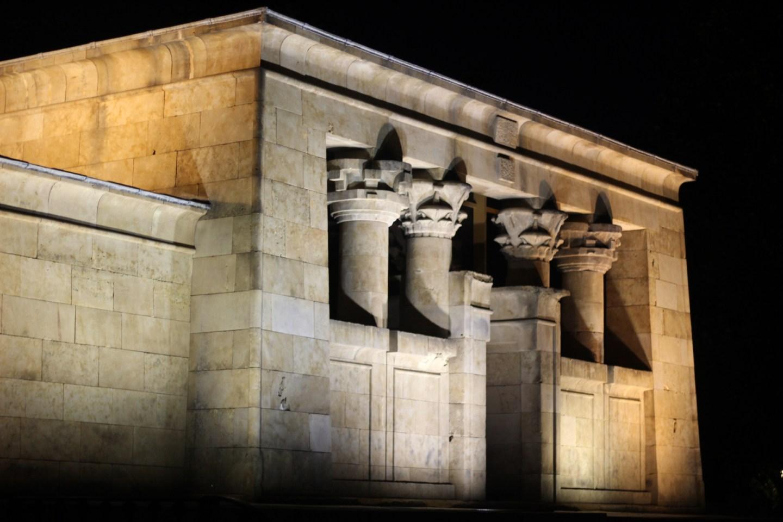 Spain - Madrid - Debod Temple