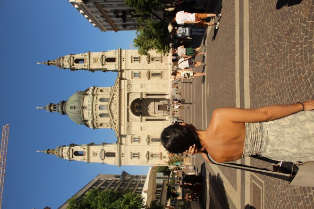 Hungary - Budapest - Church