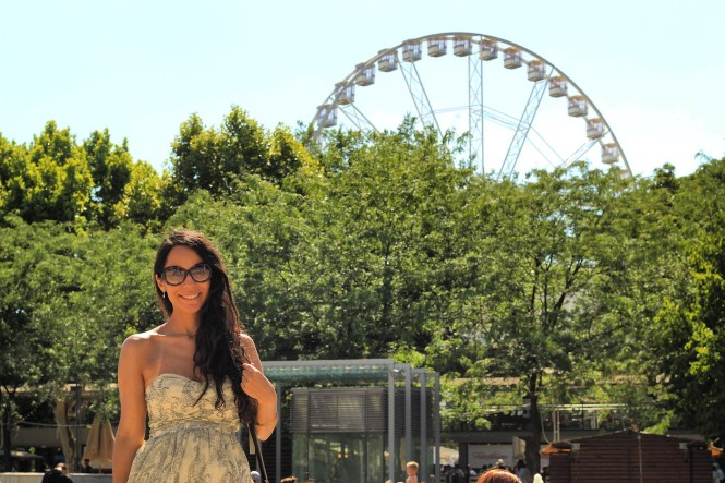 Hungary - Budapest - Rolling Wheel