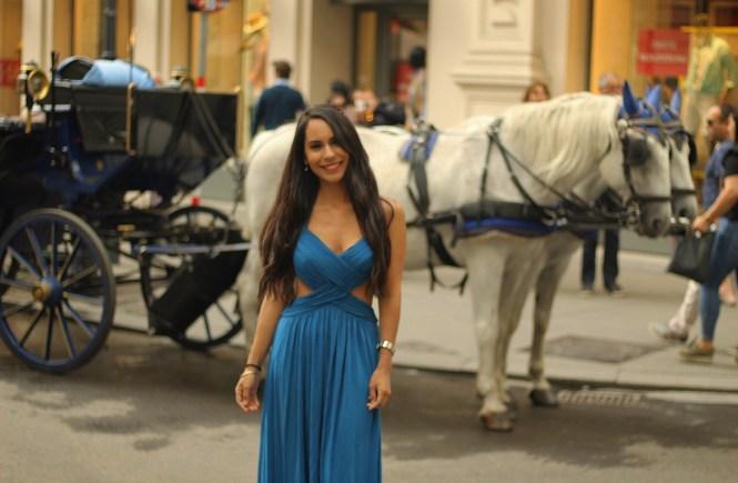 Wedding dress - Vienna - Austria - Europe