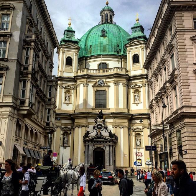 Peterskirche - Austria VIENNA