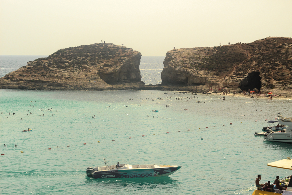 Comino - Blue Lagoon - Malta