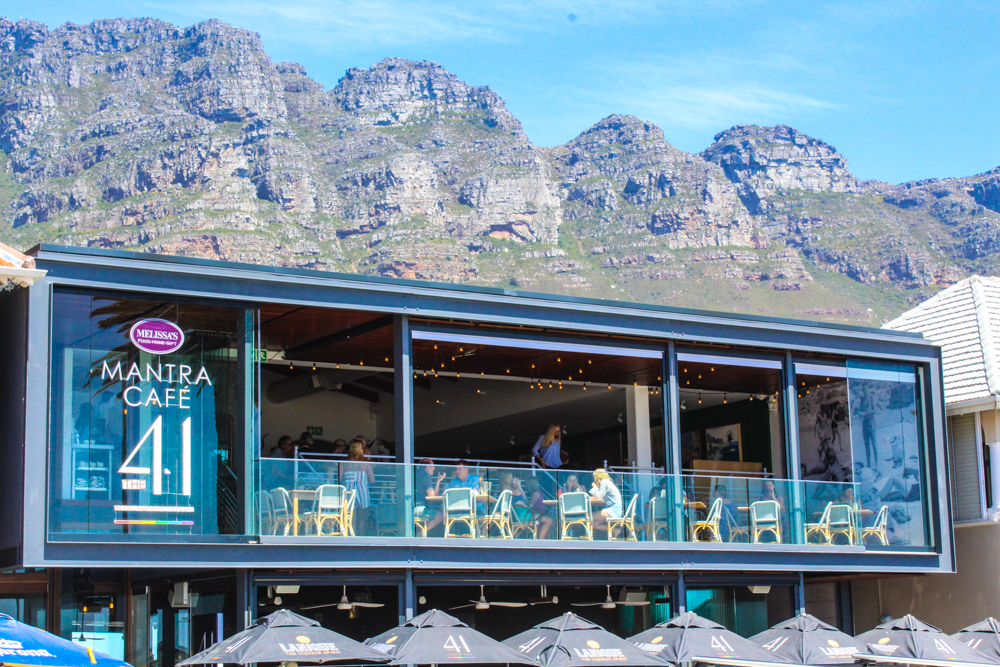 Restaurant - Camps Bay - Cape Town - South Africa