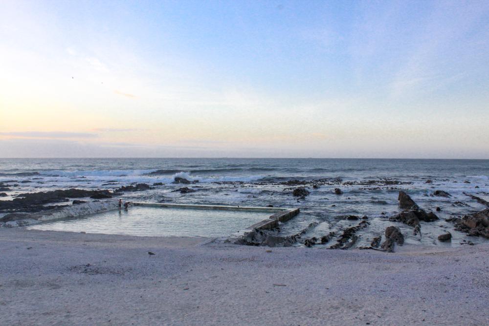 Sea Point - Cape Town - South Africa - Milton Beach