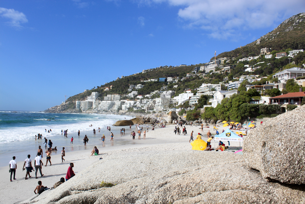 clifton beaches - cape town - south africa