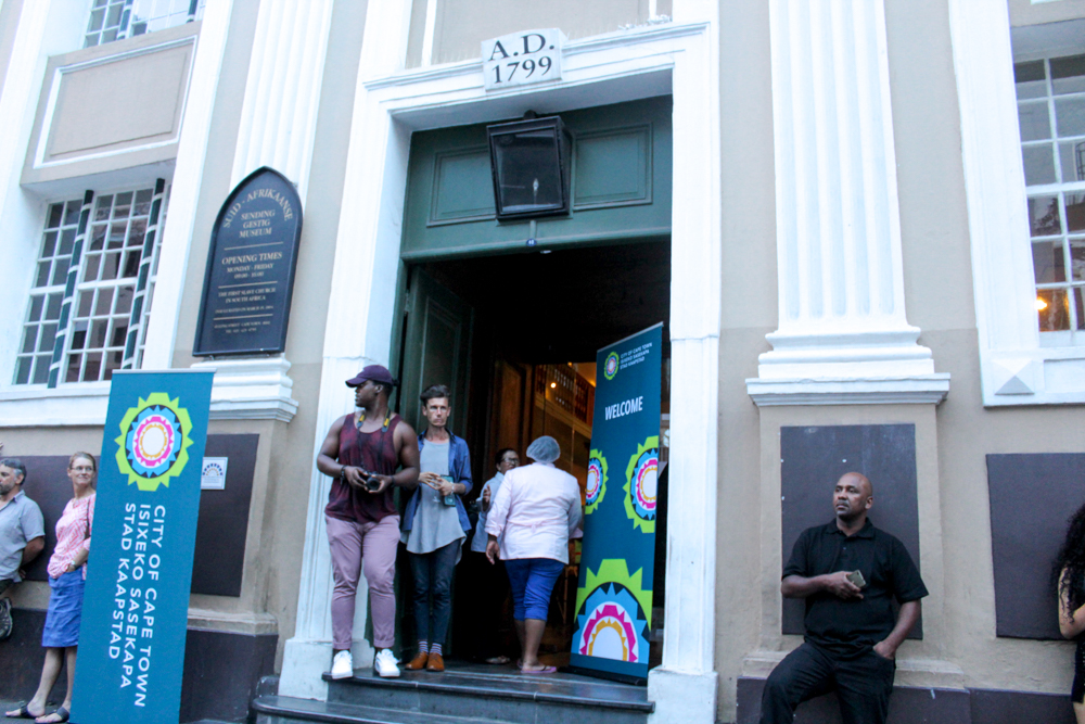 First Thursday - Cape Town - South Africa