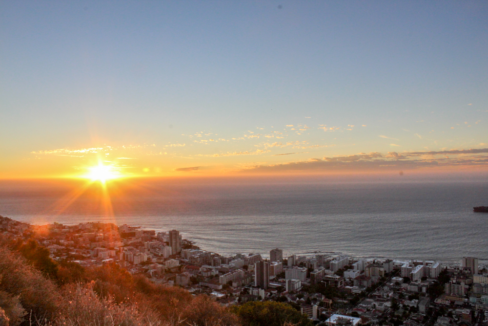 Signal Hill - Cape Town - south africa
