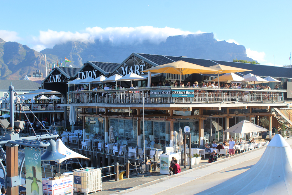 restaurants - Waterfront - Cape Town - South Africa