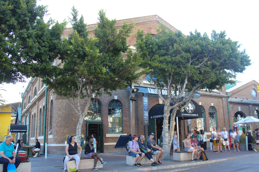 v&a food market - Waterfront - Cape Town - South Africa