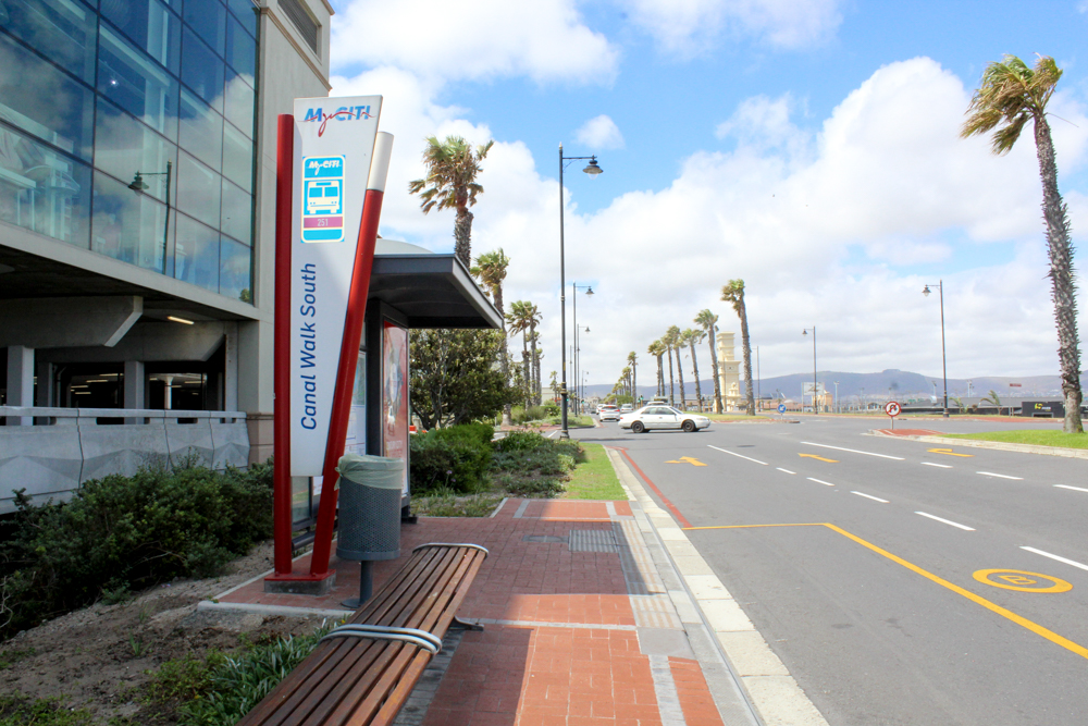 Canal walk - Cape Town - South Africa
