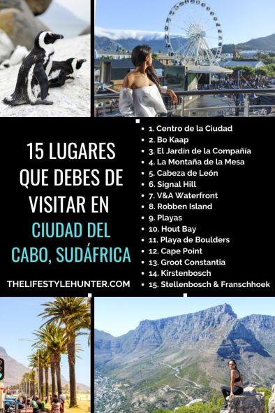 Ciudad del Cabo - Sudafrica