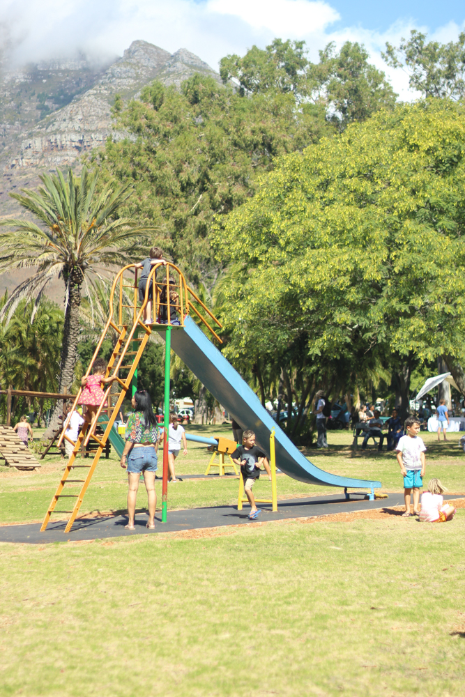 De Waal Park - Cape Town - South Africa