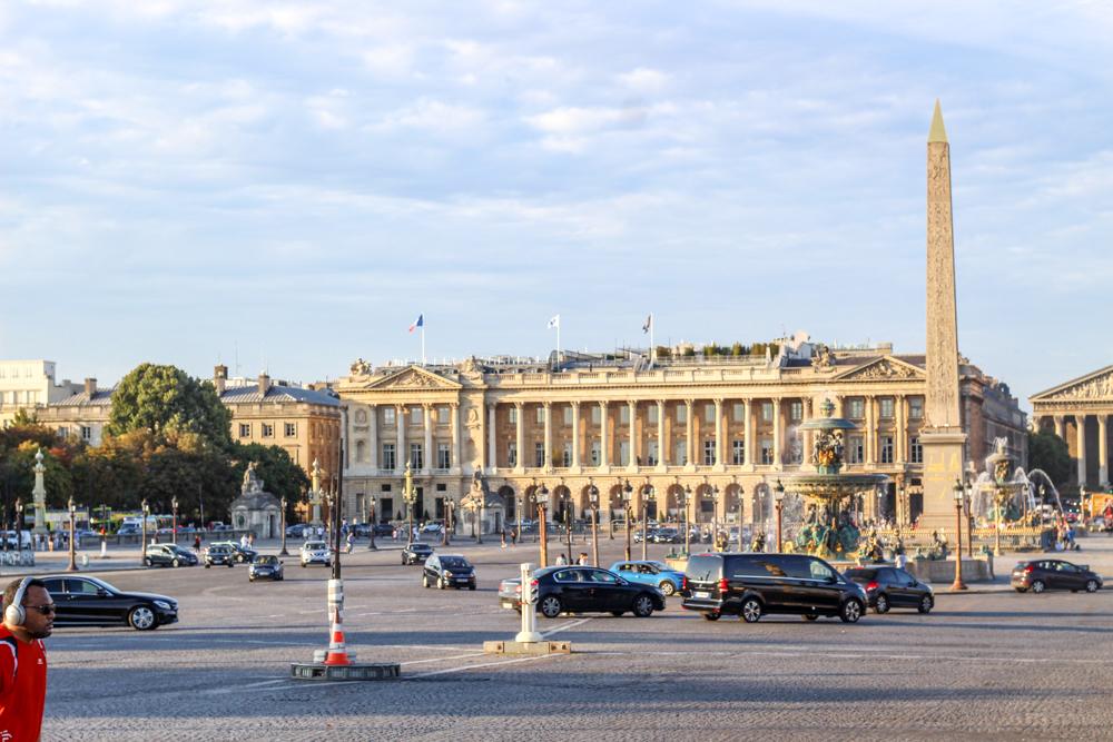 Place de la Concorde - Paris - France - Europe - Travel