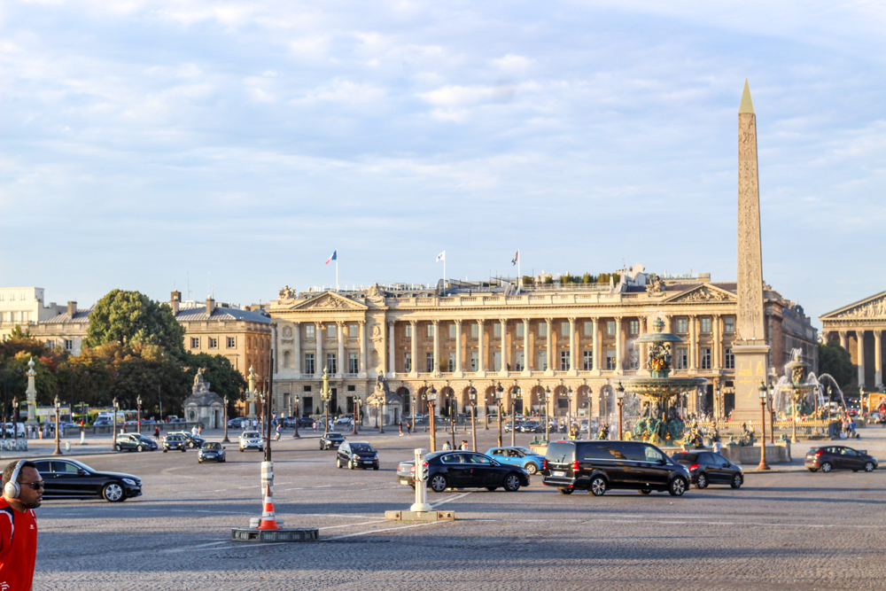 Place de la Concorde - Paris - France - Europe - Travel