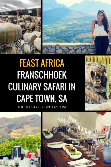 Travel - Africa - South Africa - Cape Town - Franschhoek