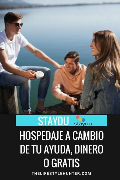 Voluntariado - Staydu