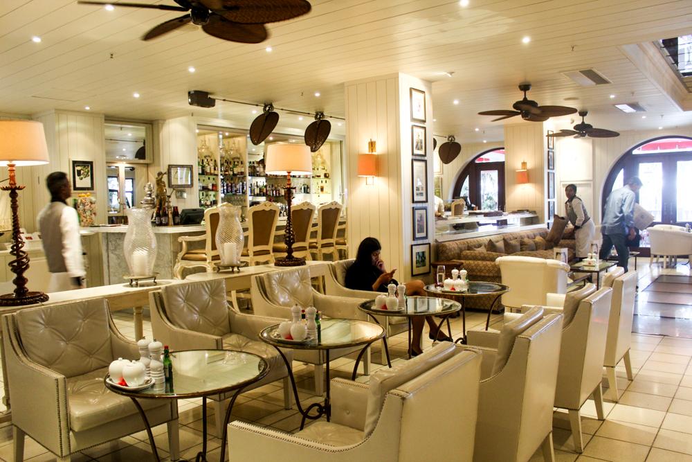 Oyster Box Hotel - Oyster Bar - Durban - South Africa