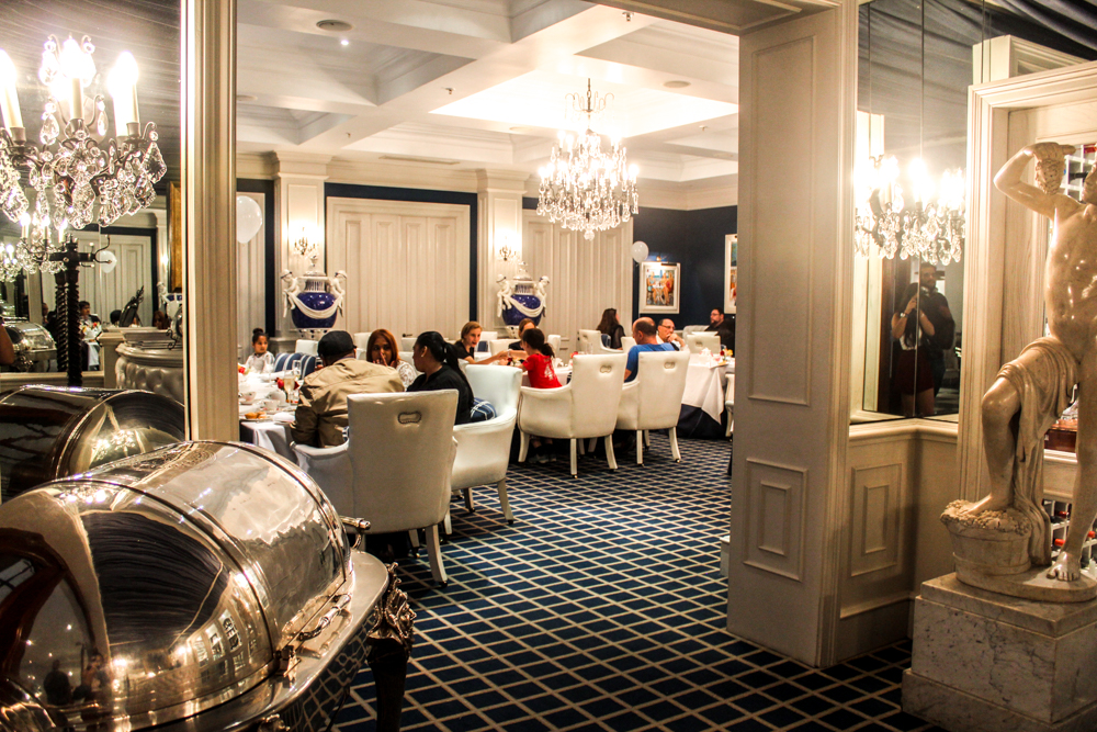 Oyster Box Hotel Grill Room - Durban - South Africa