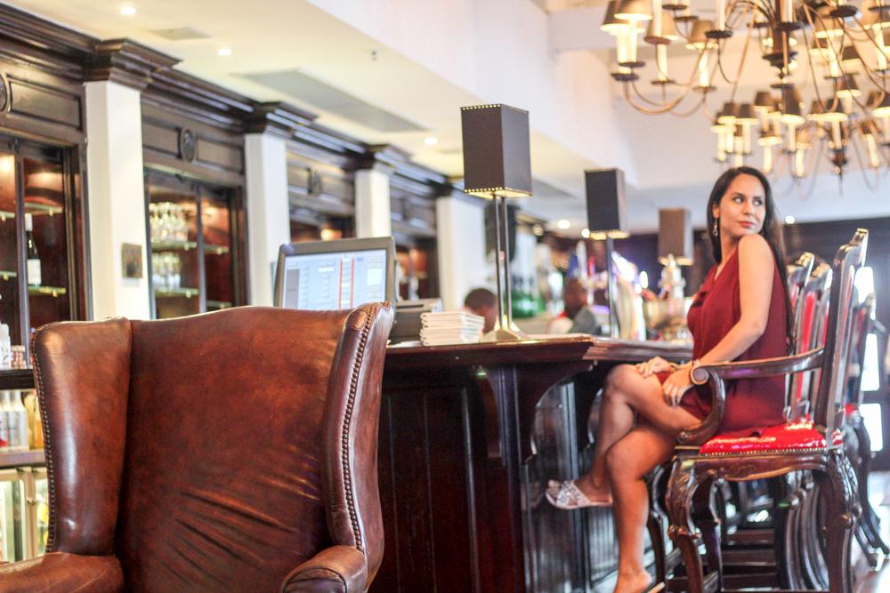 Oyster Box Hotel Lighthouse Bar - Durban - South Africa