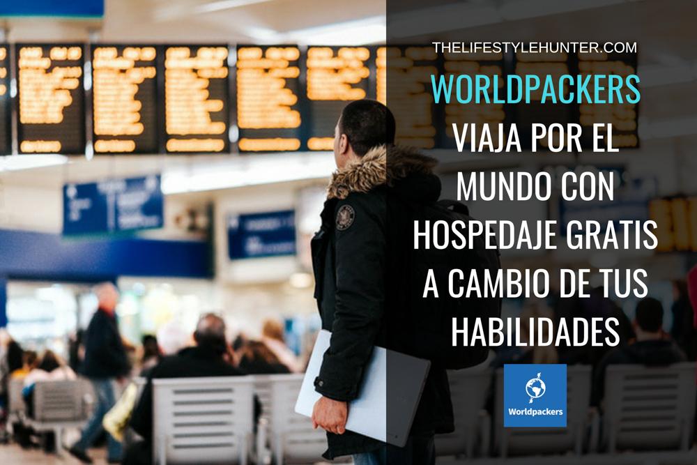 Worldpackers: viaja por el mundo con hospedaje gratis a cambio de tus habilidades
