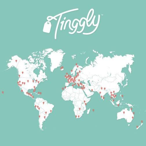 Tinggly tarjeta de regalo