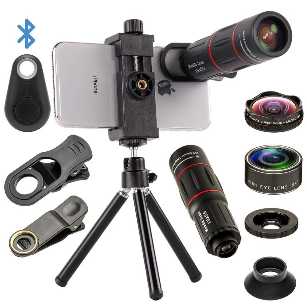 Camera lenses Kit