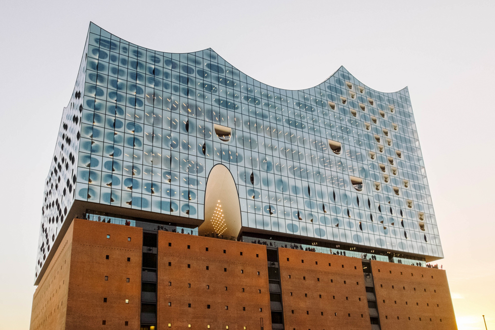 Hamburg - Germany - Europe- Elbphilharmonie