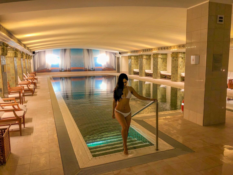 My stay at the Park Hyatt Hotel in Hamburg, Germany