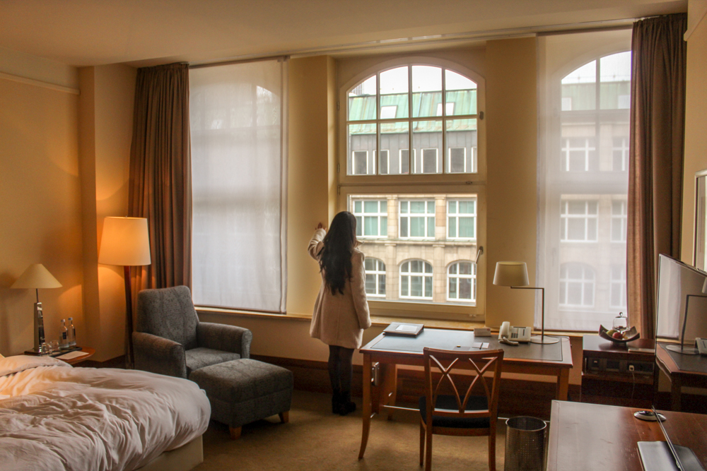 Park Hyatt Hotel Hamburg Germany