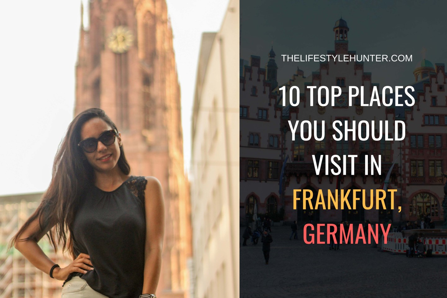 10 top places you should visit in Frankfurt, Germany