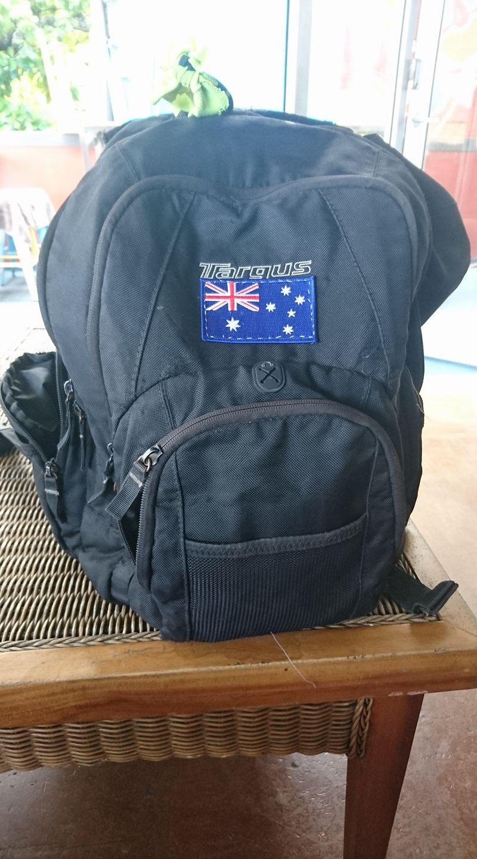 Australia Backpack