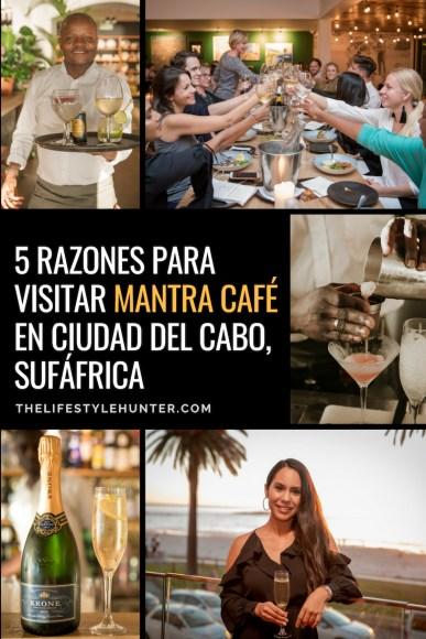 Estilo de vida - Sudafrica - Ciudad del Cabo - Camps Bay - Mantra Cafe