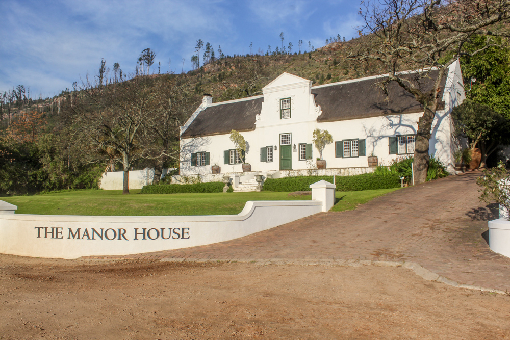 My stay at Rickety Bridge Manor House in Franschhoek, South Africa