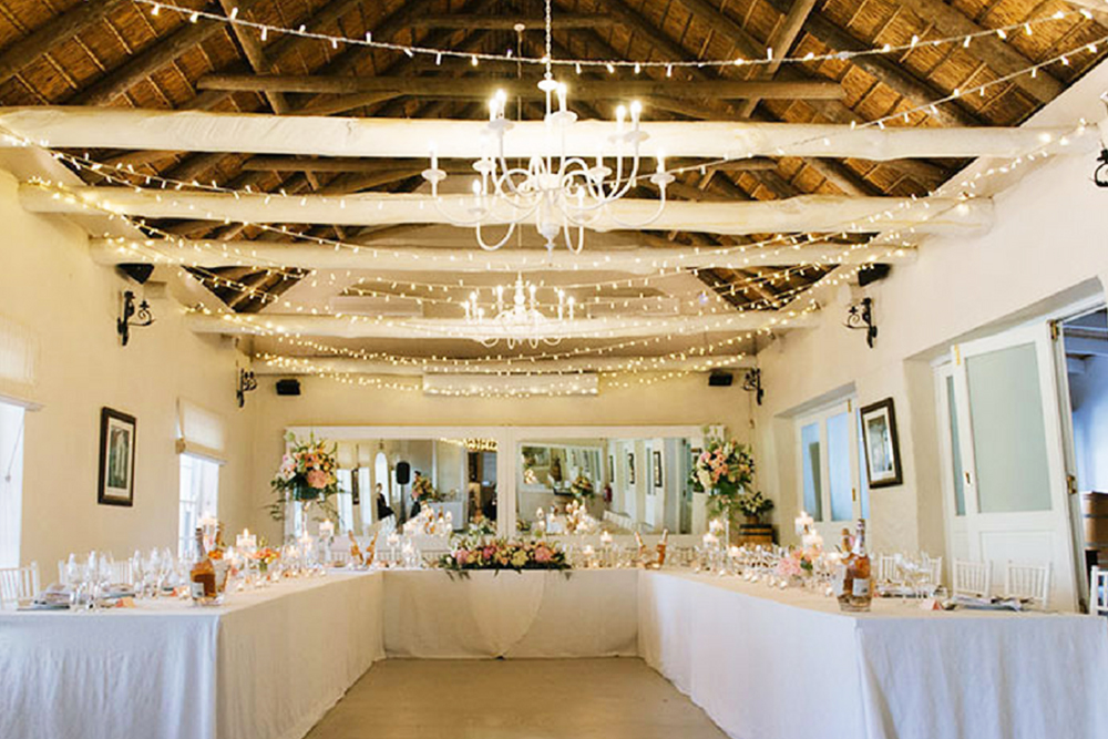 Rickety Bridge - Franschhoek wedding - south africa