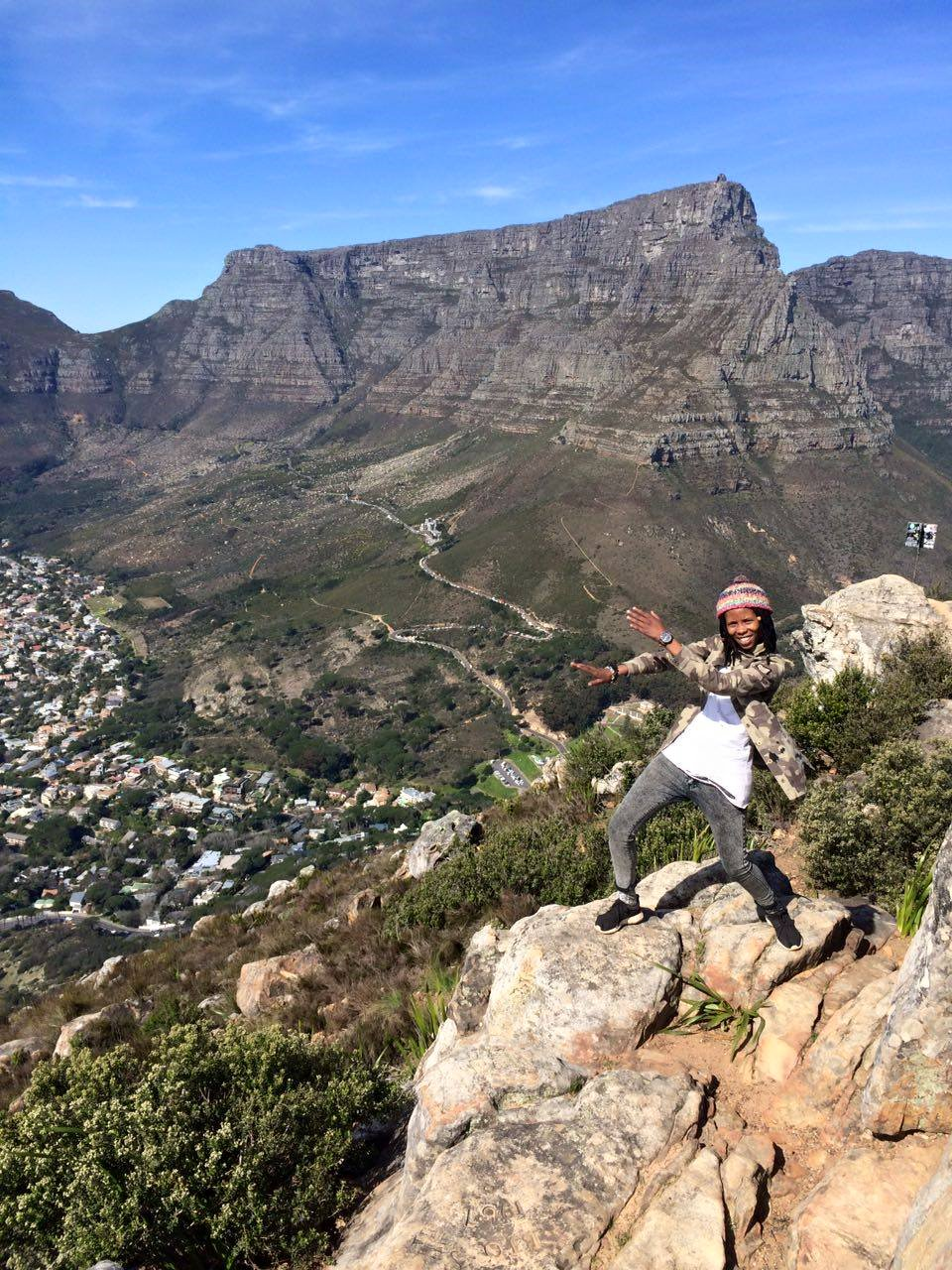 Worldpackers experience - The Backpack - Cape Town - South Africa