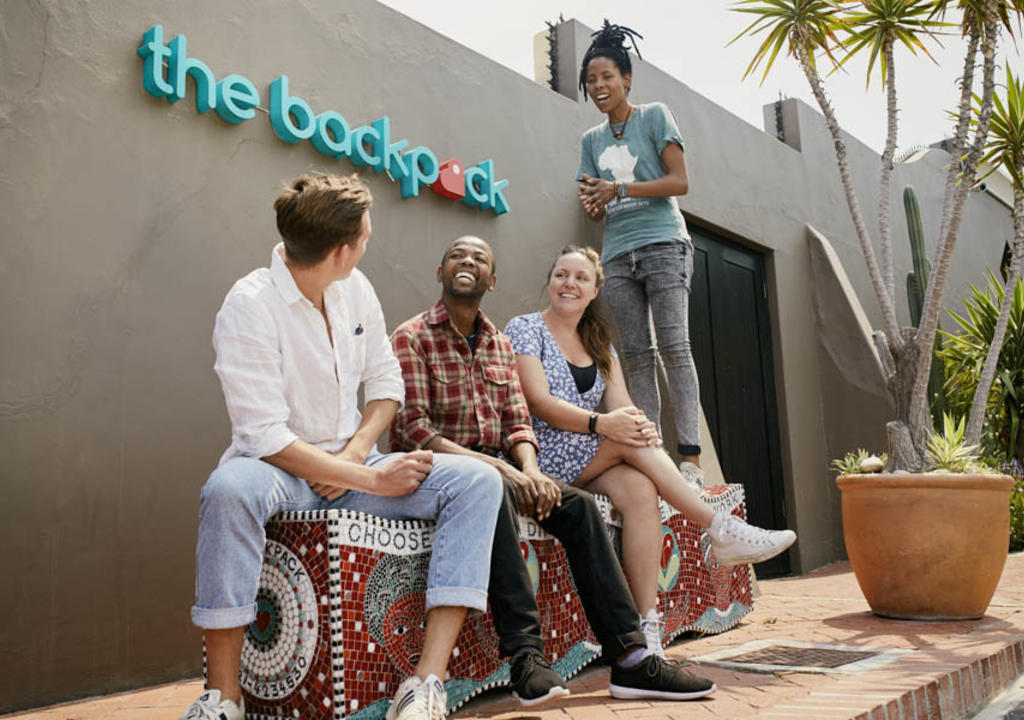 worldpackers experience the Backpack - Cape Town - South Africa
