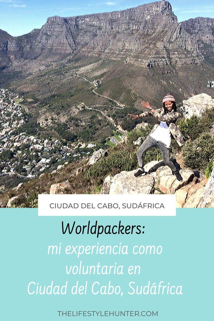 Worldpackers experiencia Sudafrica