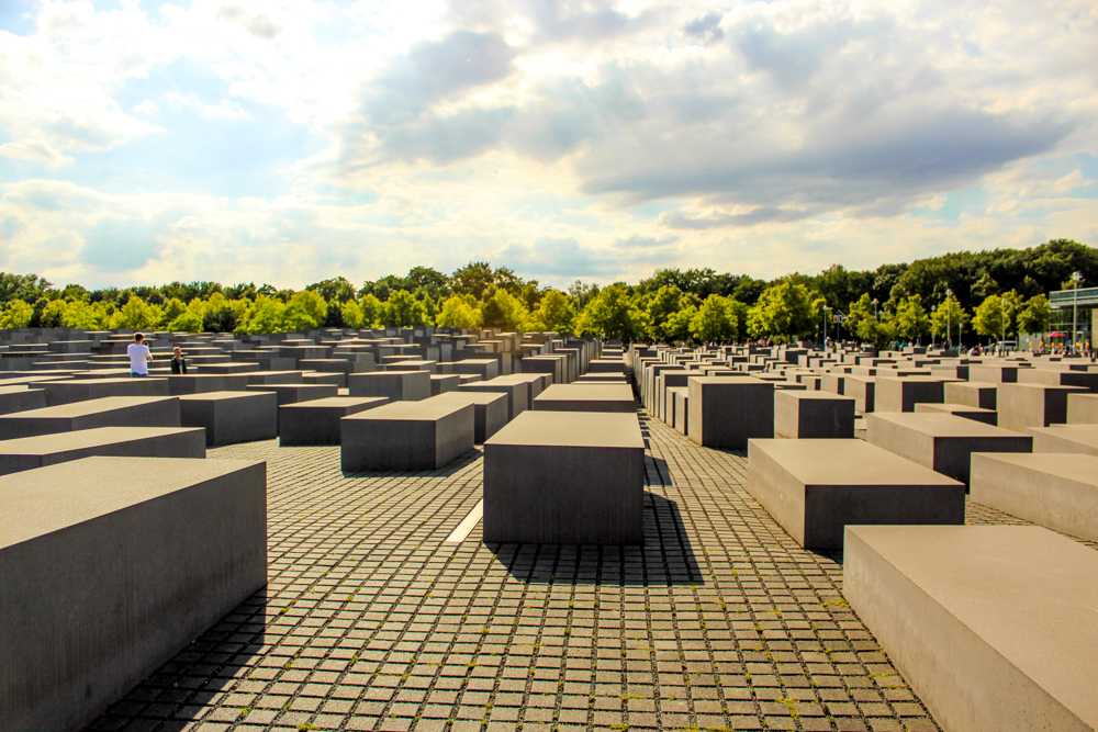 Berlin Germany holocaust memorial