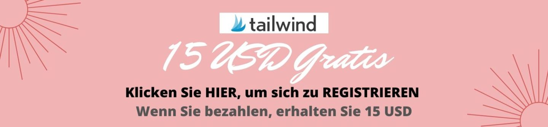 Tailwind Gratis Deutsch