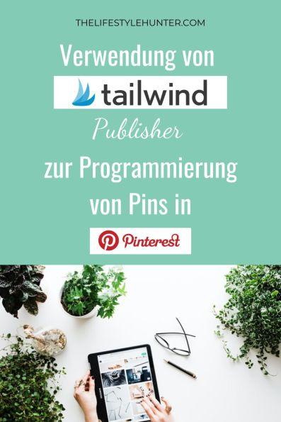 Tailwind Publisher Deutsch