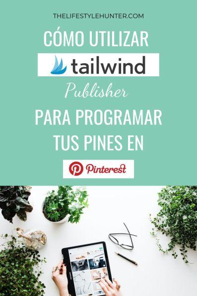 Tailwind Publisher guia